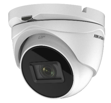 HIKVISION DS-2CE79D3T-IT3ZF 2 MP Outdoor Ultra-Low Light Turret Camera VF