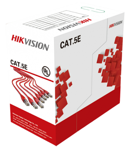 HIKVISION DS-1LN5E CAT5e UTP CABLE 305M