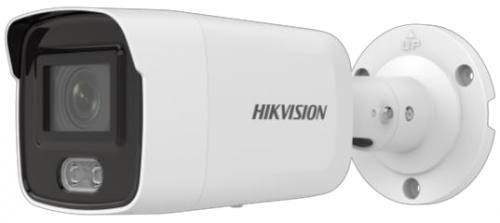 HIKVISION DS-2CD2047G1-L 4 MP ColorVu Fixed Bullet Network Camera