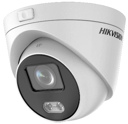HIKVISION DS-2CD2347G3E-L 4 MP ColorVu Fixed Turret Network Camera